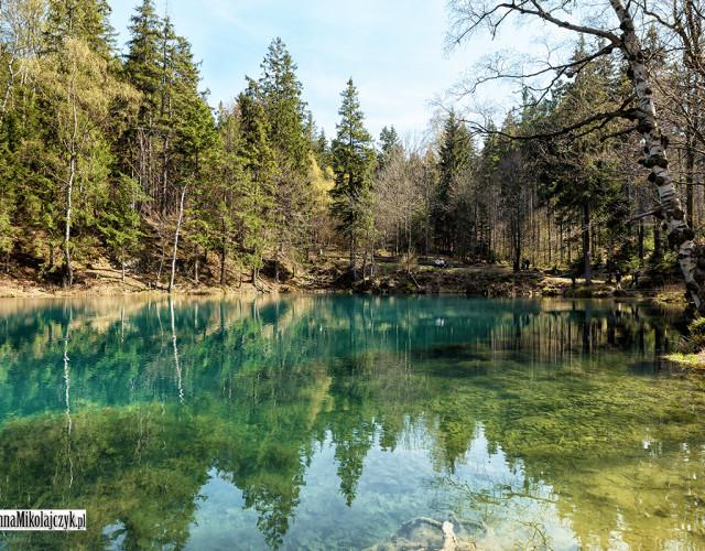 Kolorowe Jeziorka fot. Anna Mikołajczyk